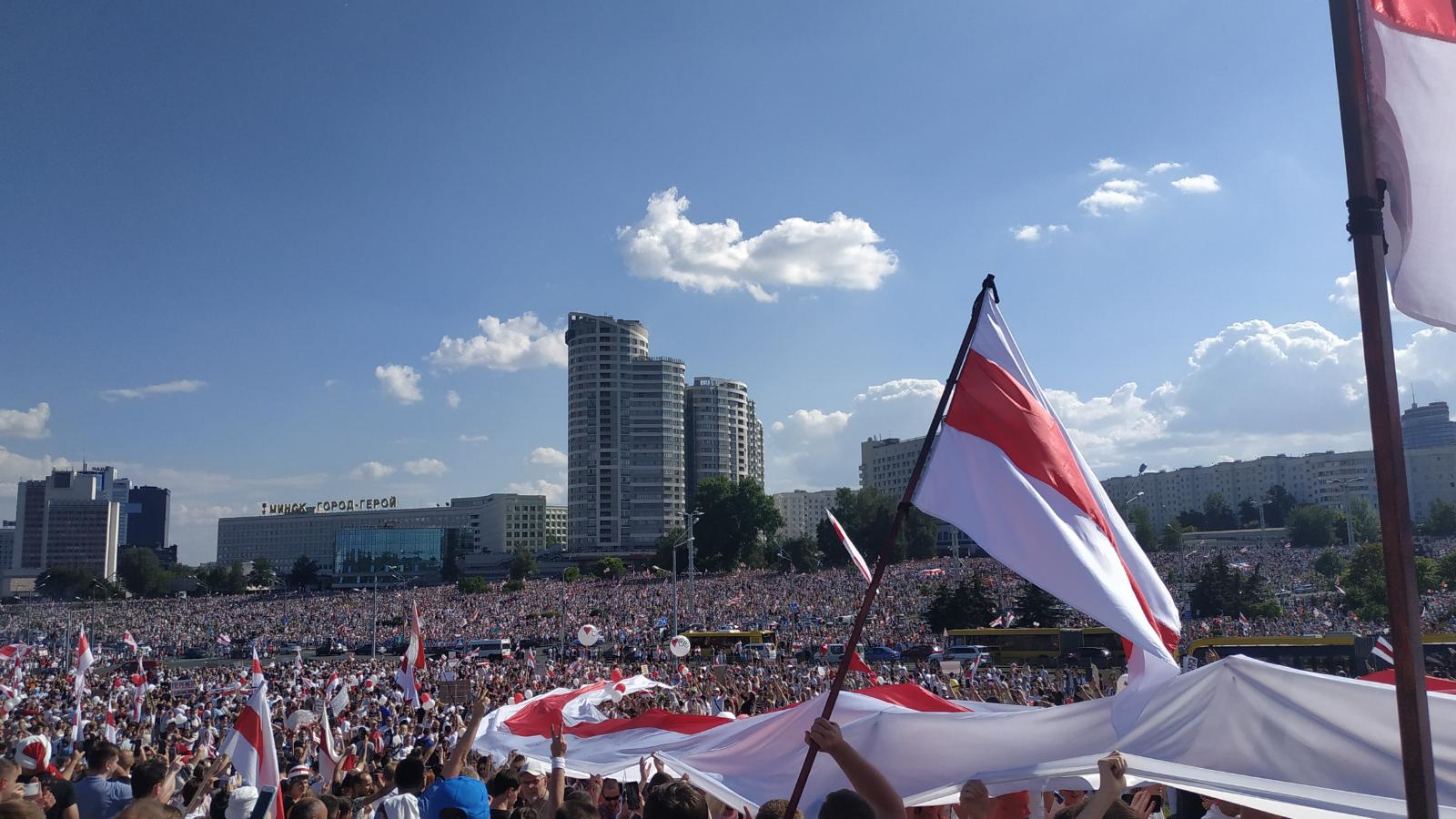 Le Belarus : une Europe qui se fait